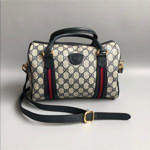 Vintage gg Gucci Bag